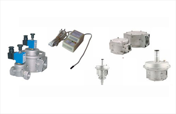 Natural Gas Solenoid Valves