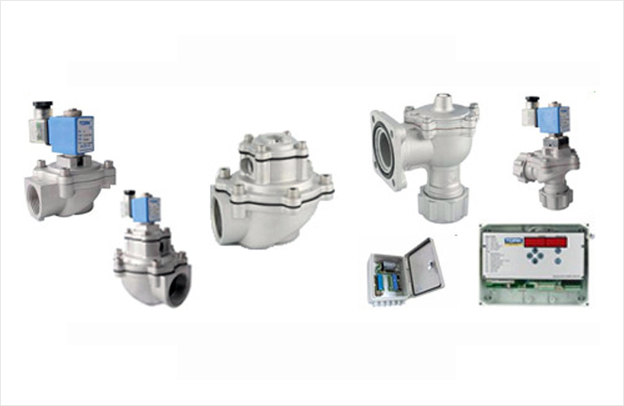 Pulse Solenoid Valves